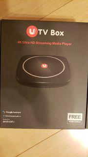 UTV Box 4K Ultra HD Streaming Media Player
