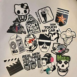 vinyl stickers ✨