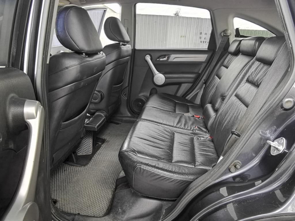 2007 CRV2.4 黑內裝 良率最高的本田休旅車
