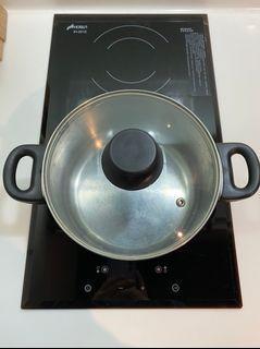 【IKEA】鍋子--附鍋蓋,生活/居家/廚具(8成新)