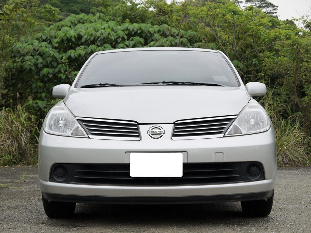 全額貸款 2011年 TIIDA 原鈑件 里程9萬6 低利率 代步車