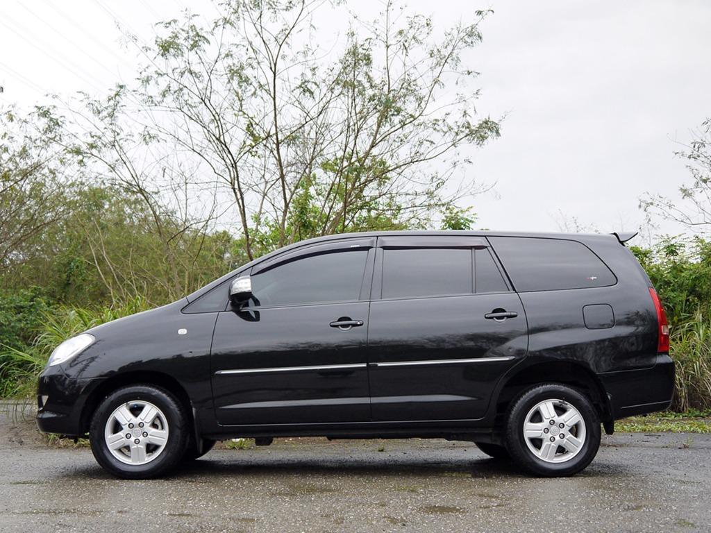 全額貸款 2012年 INNOVA 新款2.0 僅跑3萬公里 一手車 原漆原鈑件