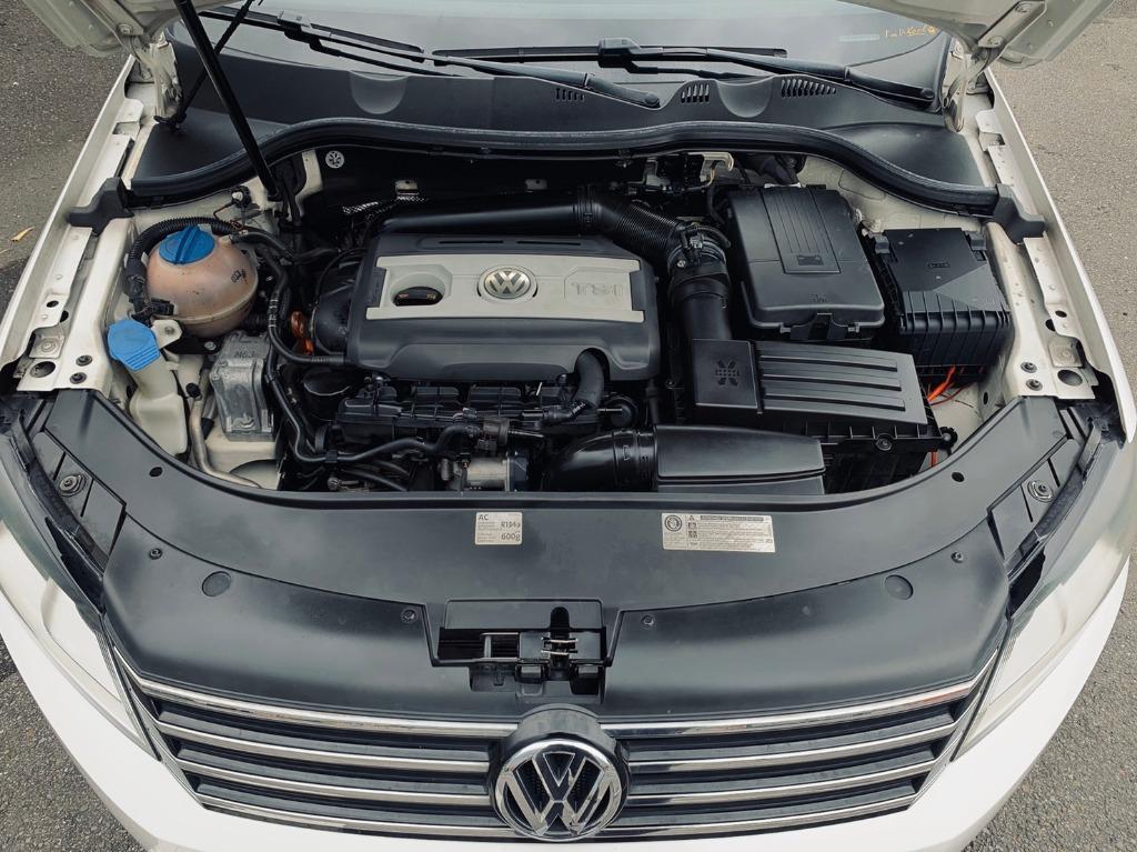 全台最便宜 保證實車實價 正2011 PASSAT 1.8TSI 星燦白 德國原裝進口 可全額貸 找錢車 非自售 一手車