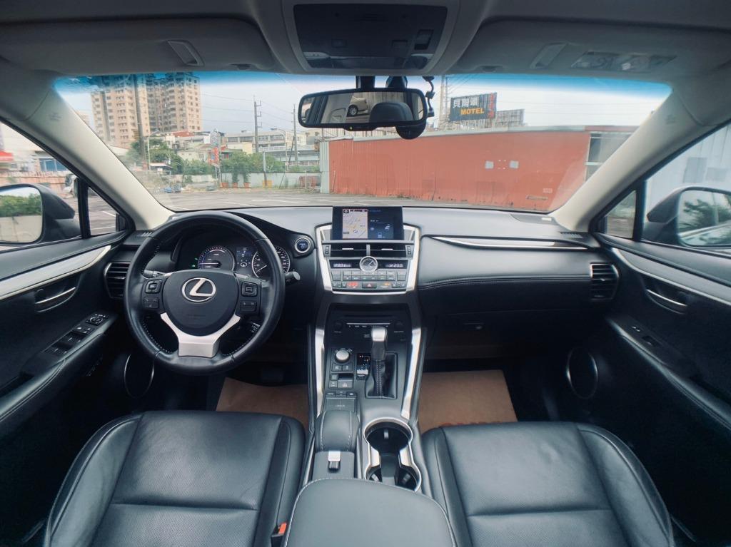 全台最便宜 保證實車實價 正2015 NX300 油電 全景旗艦版 可全額貸 找錢車 非自售 一手車
