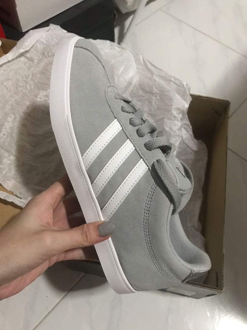 Adidas Courtset W - Grey, Women's