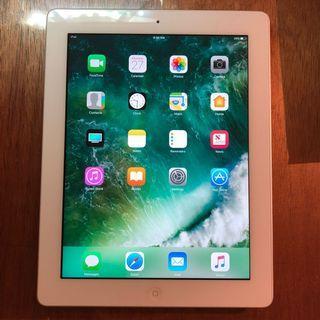 Apple iPad 4 WiFi (free  case )有中文