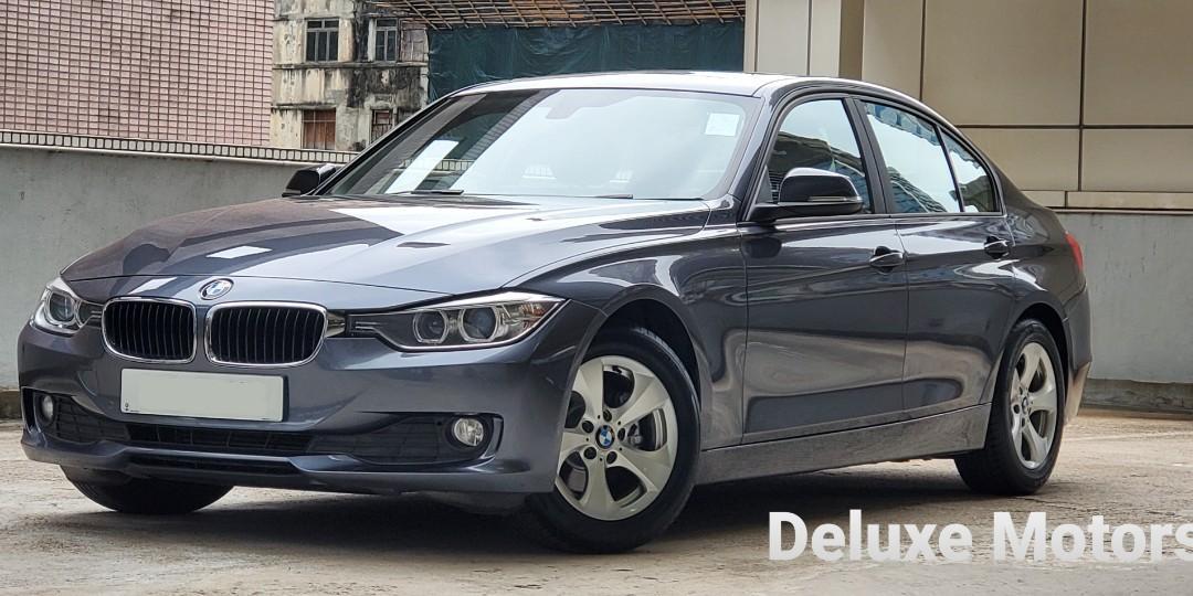 BMW 320i Efficient Dynamics Edition Auto