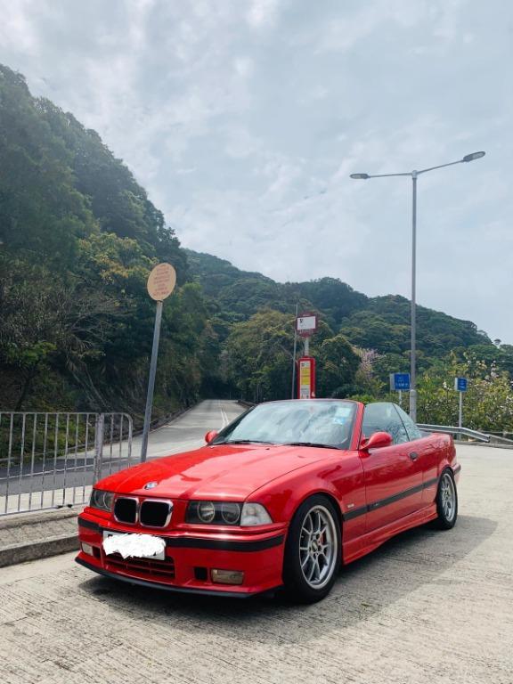 BMW M 323 Manual