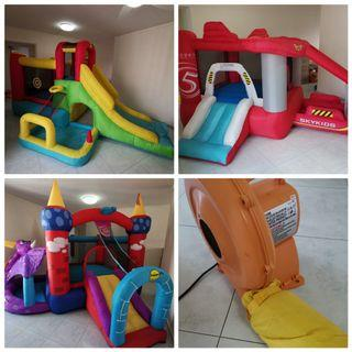 10% Discount off listed price for all bouncers