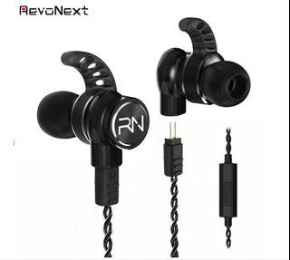 Without Mic, Cyan 1 Dynamic 1 Balanced Armature Driver KZ Headphone iwish KZ ZSN in-Ear Noise Cancelling Earphones High Fidelity in Ear Headphone Earbuds 0.75mm 2 pin Cable