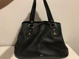 Braun buffel bag authentic