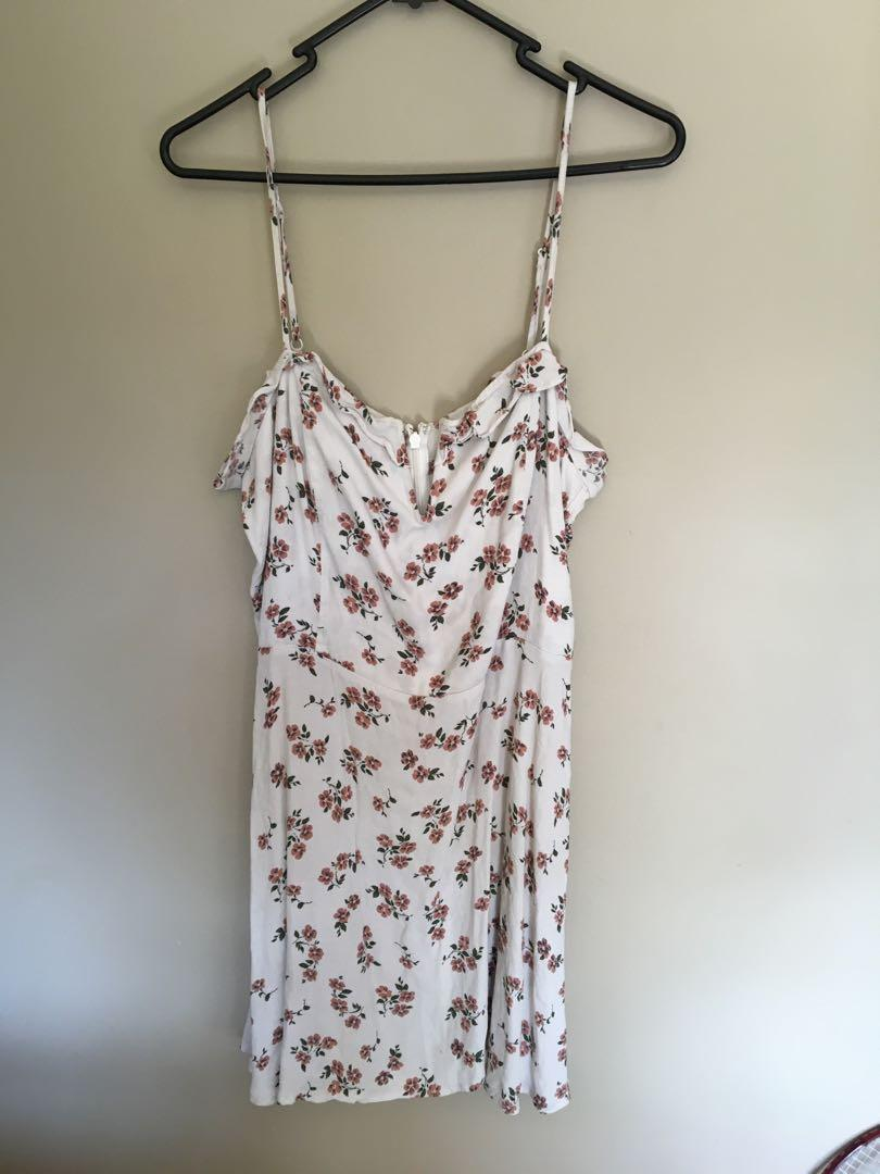 dresses and playsuits!