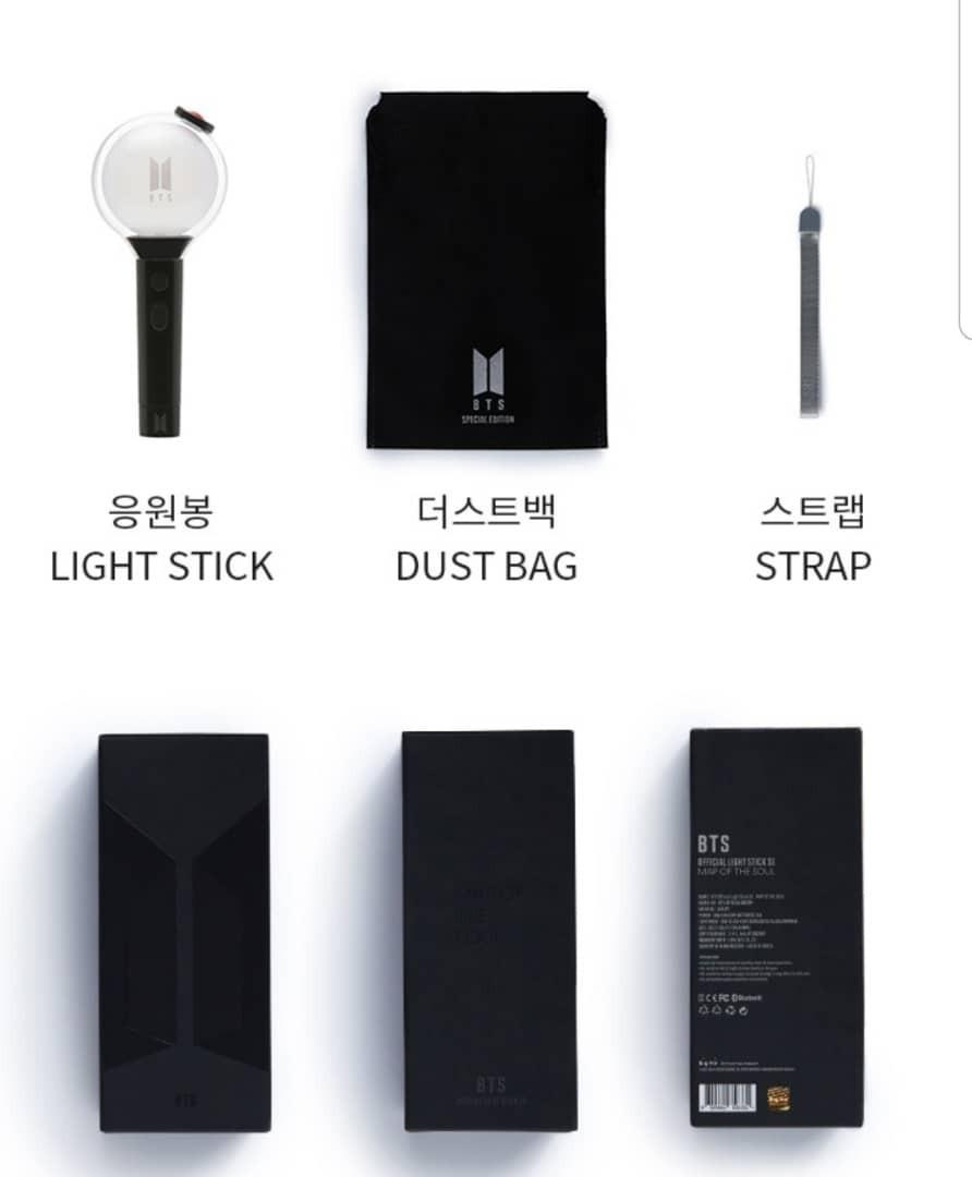 HELP RT / 🇲🇾 GO [MSIA / MALAYSIA GO]    BTS OFFICIAL LIGHTSTICK SPECIAL EDITION MAP OF THE SEOUL 7