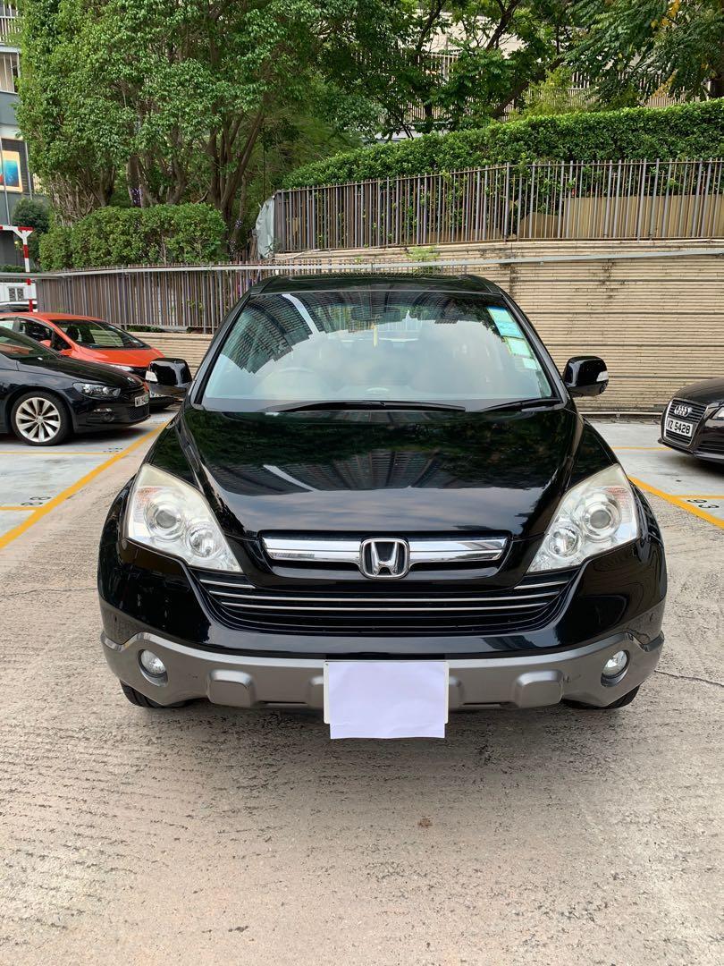 Honda CR-V 2.4 i-VTEC (A) SR (A)