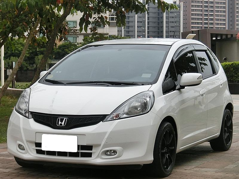 Honda Fit VTi-S 2011
