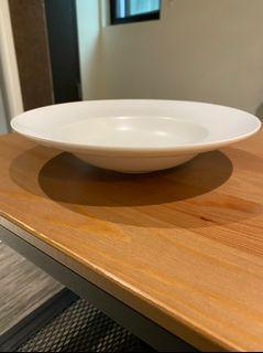 【IKEA】湯盤兩件組,廚房/居家/生活/簡約(8.5成新)