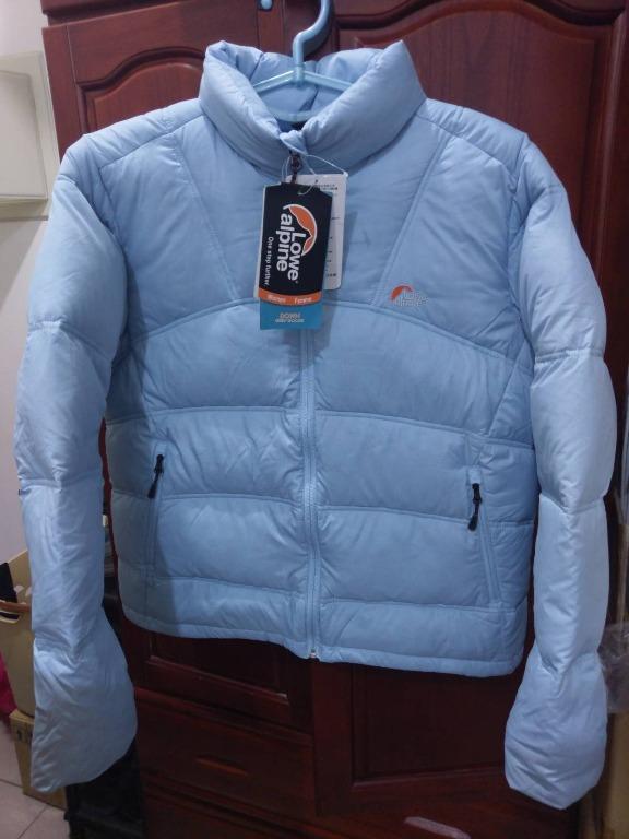 【Lowe alpine】全新 美國戶外品牌 鵝絨羽絨外套 原價6980元