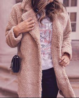 M Boutique Teddy Coat