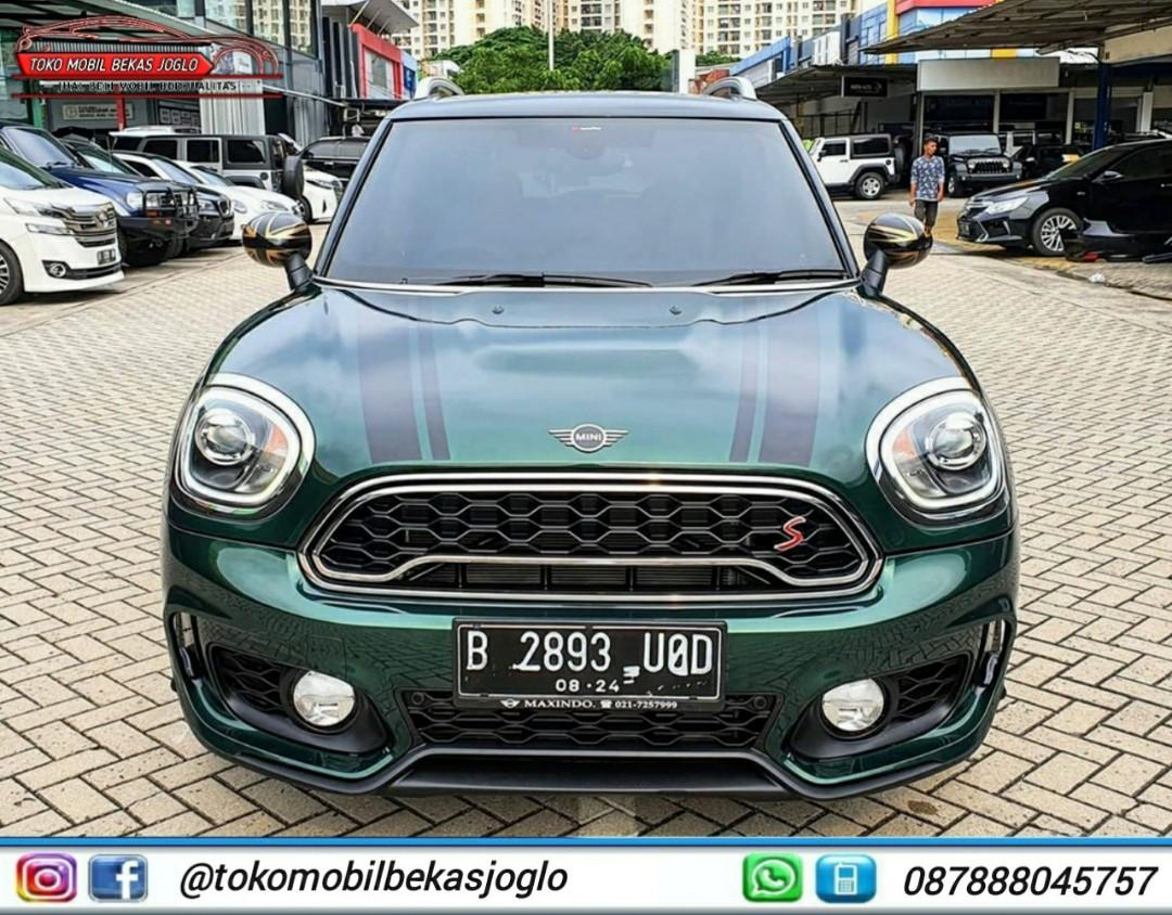 MINI COOPER COUNTRYMAN S 2019 SJW PACKAGE,Kredit 762jt & Cash 797jt