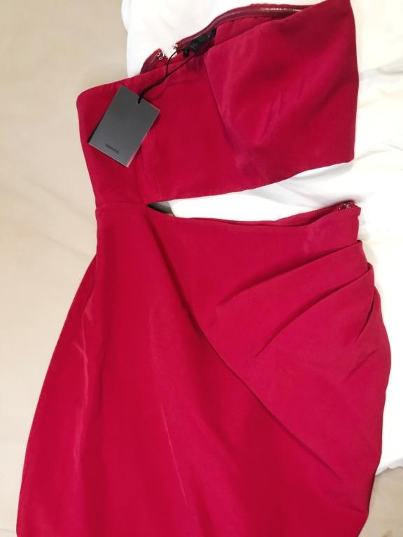 Never Worn Revolve Red Dress - Size Small - Tags On