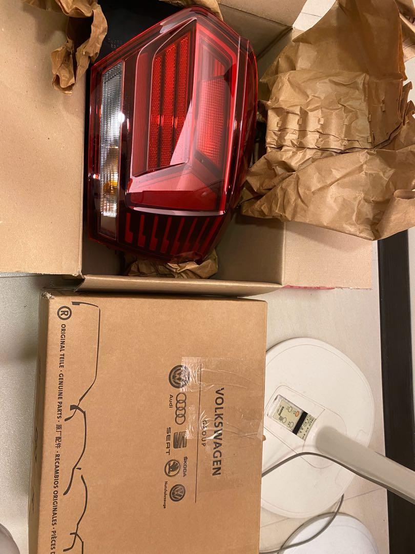 New polo rline 尾燈