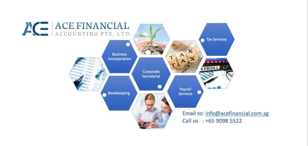 ONE-STOP ACCOUNTING, TAXATION, SECRETARIAL, AUDIT SERVICES