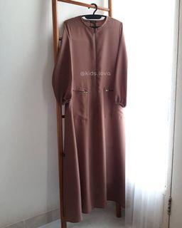 Preloved Abaya Pocket