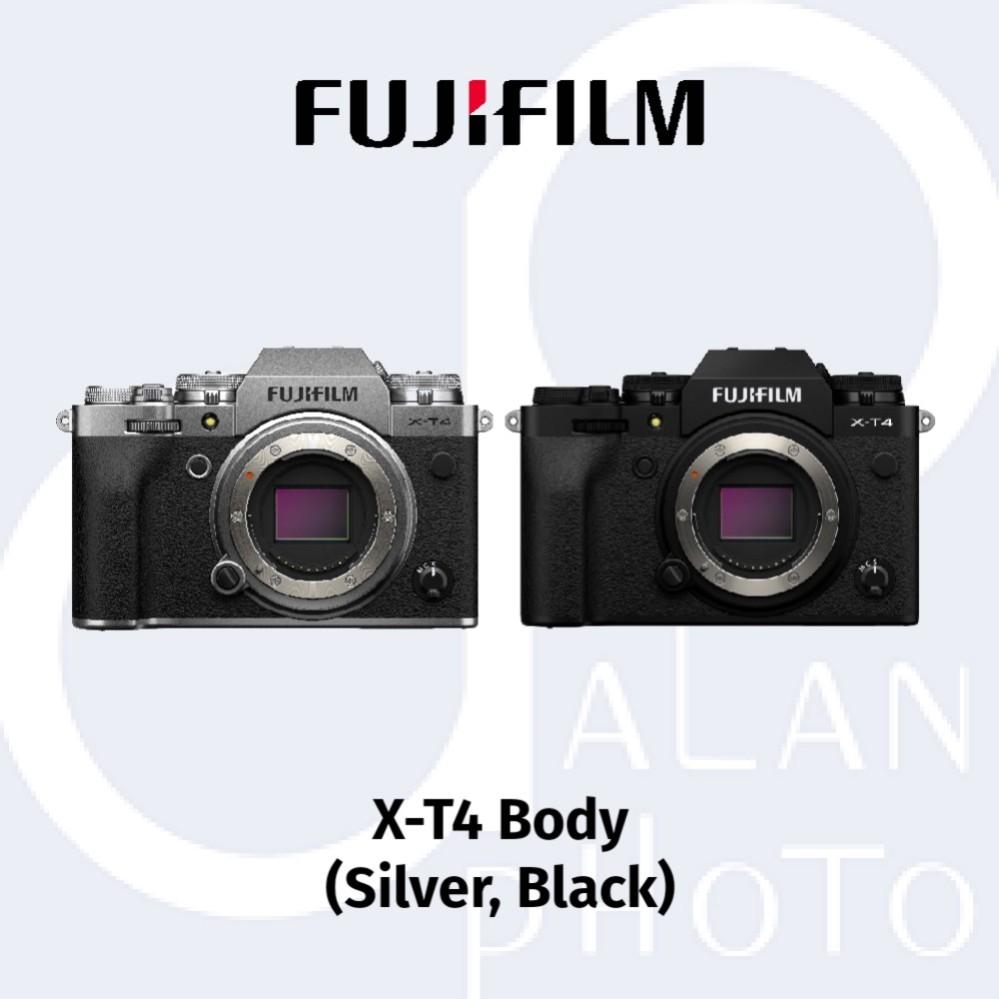 [BNIB] Fujifilm X-T4 Body / Kit