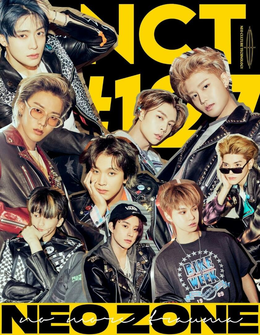 [PREORDER] NCT 127 - Repackage Album Vol.2 [NCT #127 Neo Zone: The Final Round]