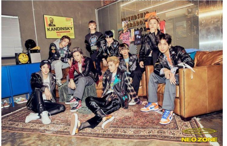 [REPACKAGE] NCT 127 - 2ND [Neo Zone: The Final Round]