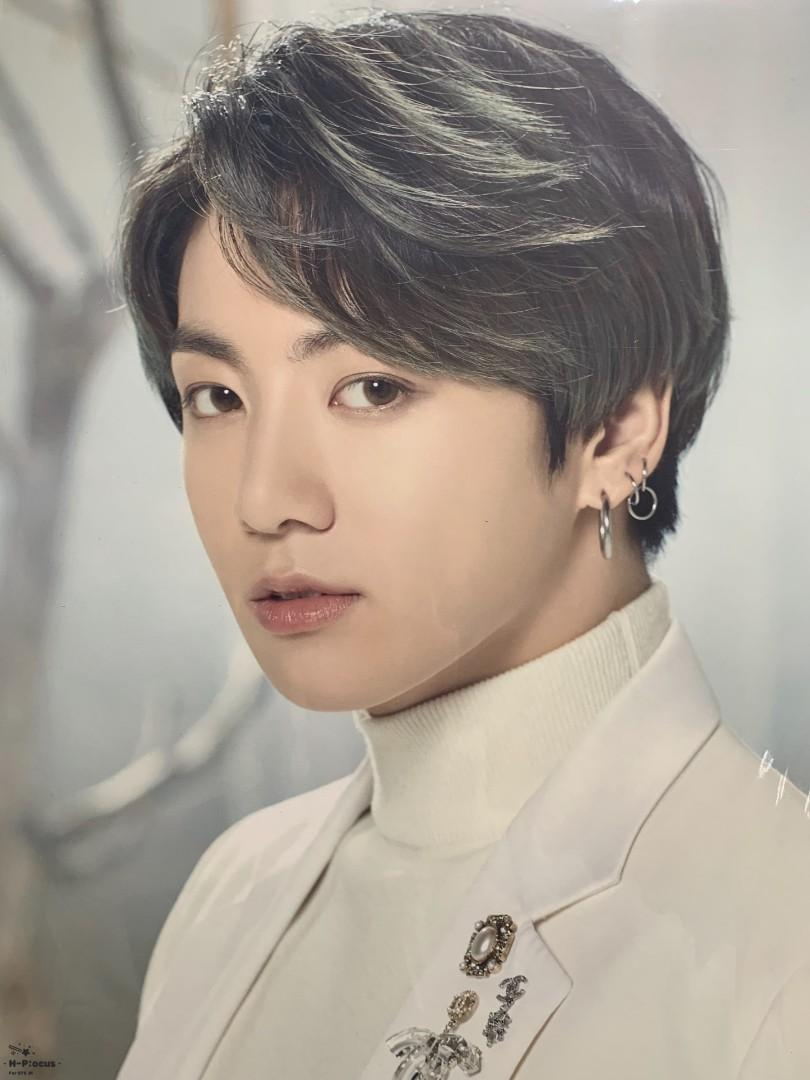 [SECURED SLOTS] BTS MAPS OF THE SOUL TOUR JUNGKOOK OFFICIAL PREMIUM PHOTO