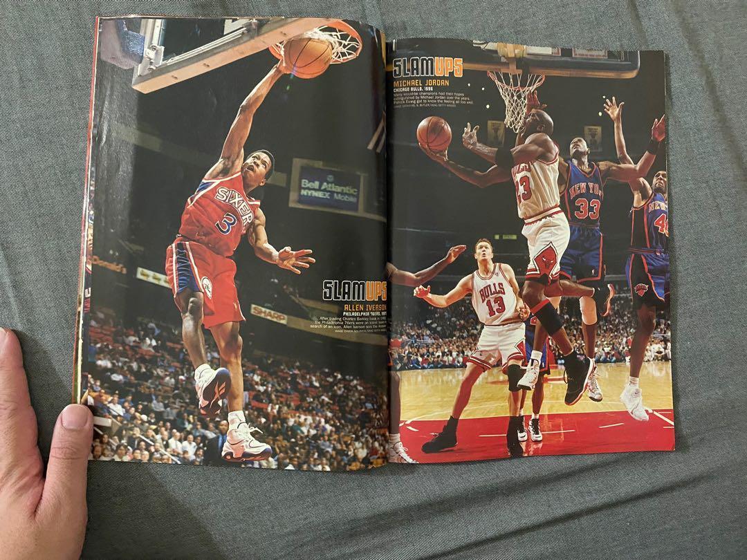 Slam Ups NBA Magazine. Lebron James cover. Collector's Edition. Vintage/Old School