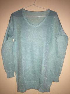 Sweater tosca glitter