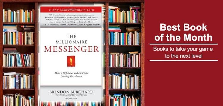 The Millionaire Messenger: Make a Difference and a Fortune Sharing Your Advice Paperback