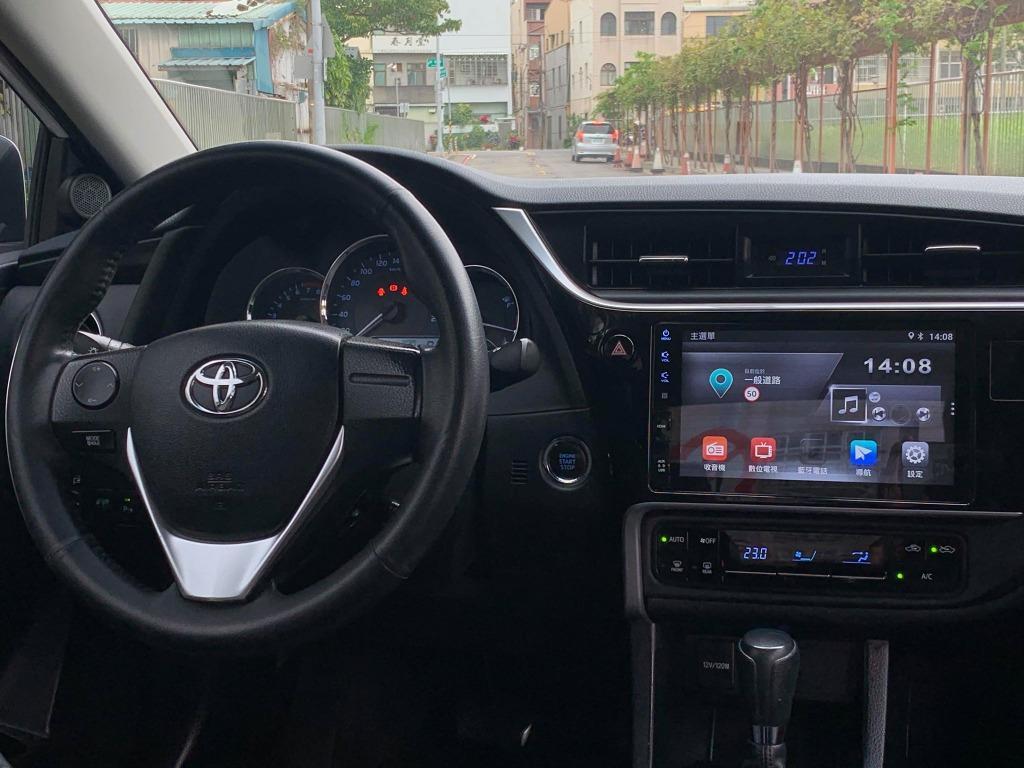 TOYOTA Corolla Altis 1.8 E 2016