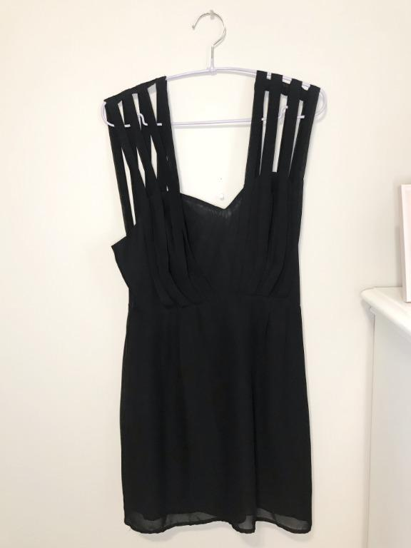 Urban Outfitters Black Dress - Size Small - Unworn