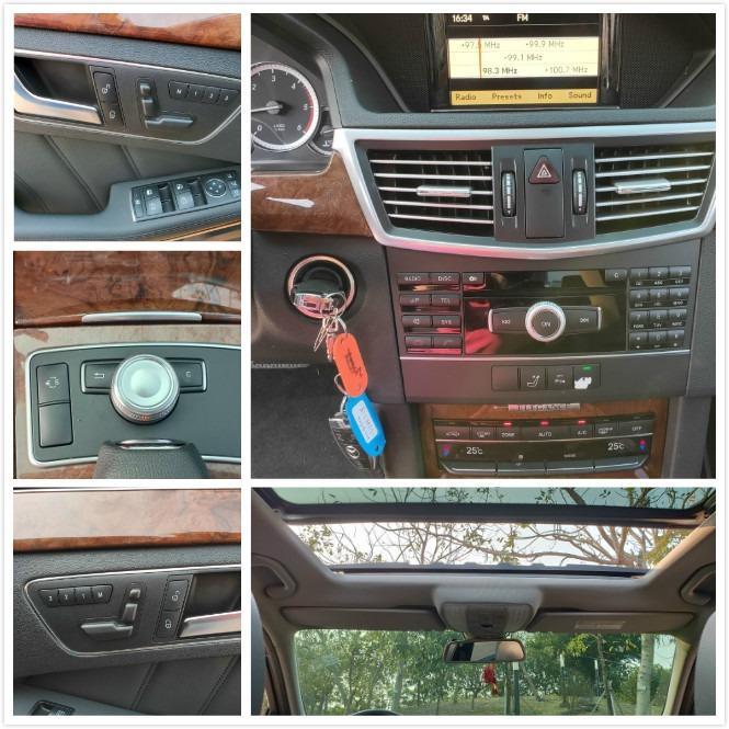 《鑫宏車業》2011年賓士E220 柴油CDI版2.1,6安、天窗、電動椅*2....歡迎預約來店賞車