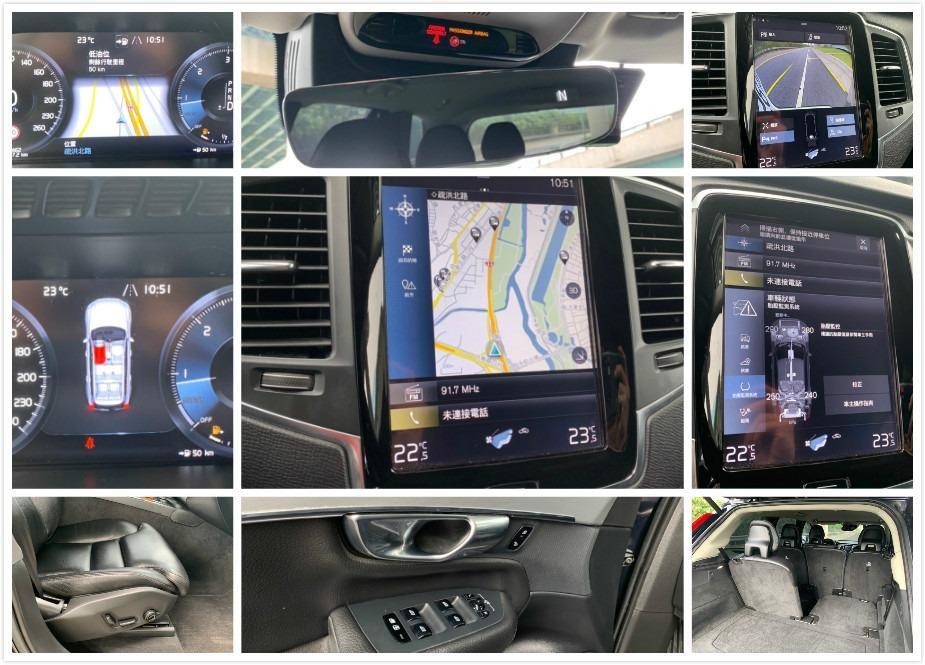 《鑫宏車業》車輛目前在新北市,2016年富豪XC90七人座柴油2.0....歡迎預約來店賞車