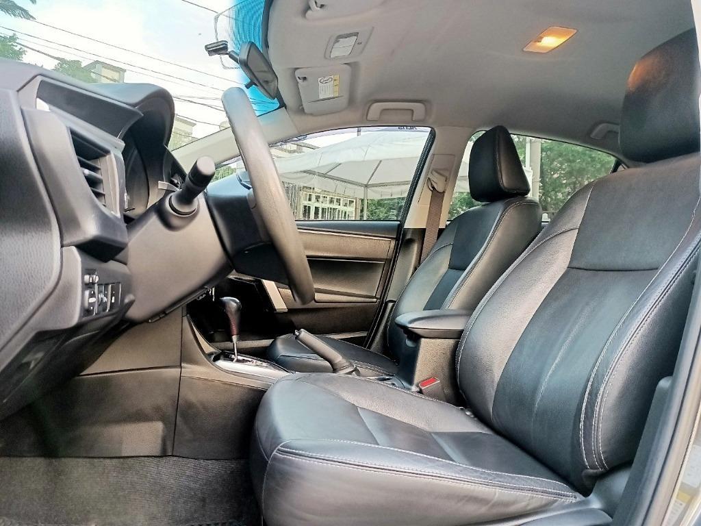 自售 因換休旅車故出售 銀行最高可貸到60萬 2015年 TOYOTA ALTIS 1.8 可協助貸款讓你有車開有錢拿