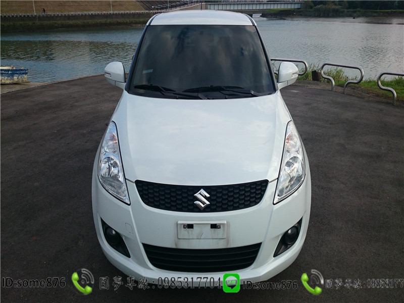 鈴木 SWIFT 1.5CC 白色