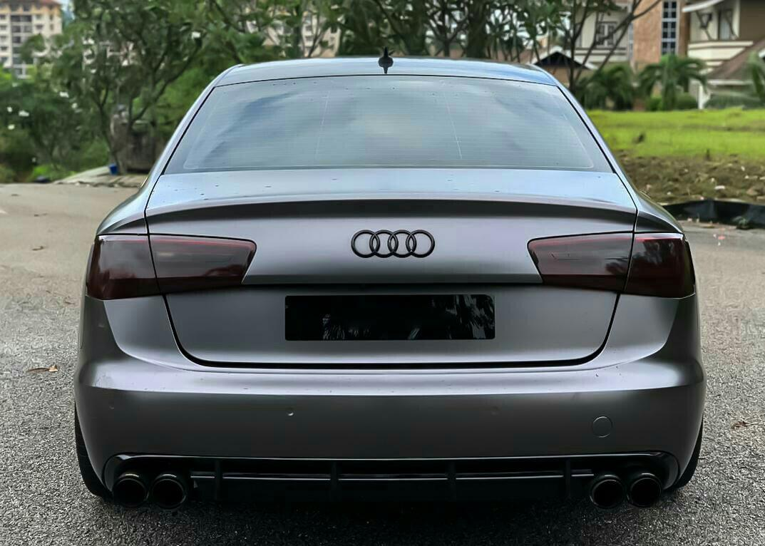 AUDI A6 380HP  3.0 SUPERCHARGED STAGE 2+ QUATTRO S-LINE