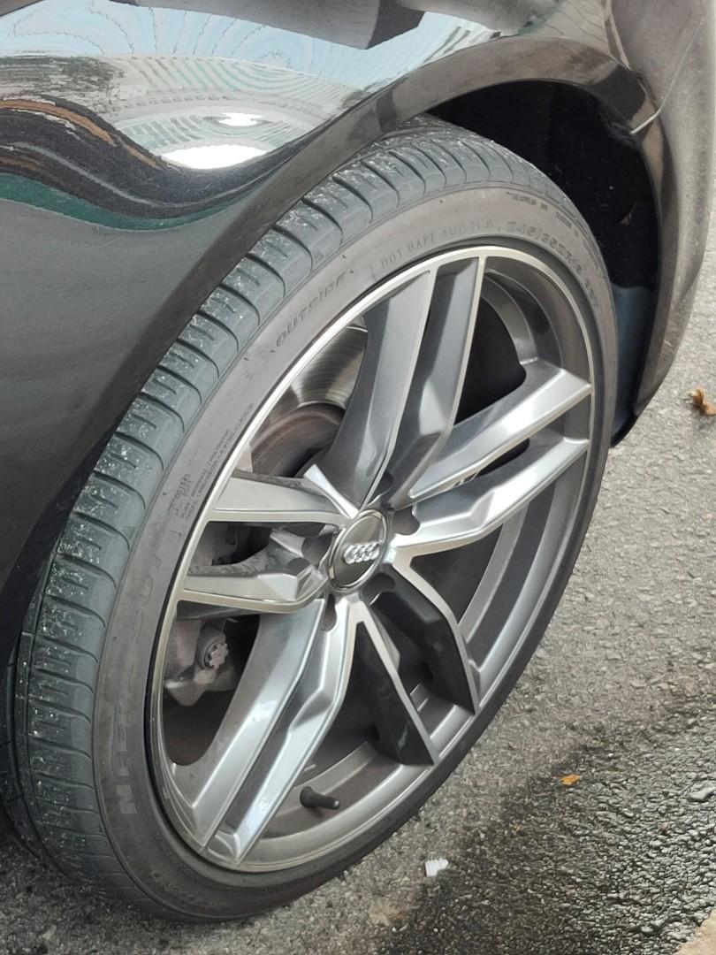 Audi A6 Avant 2.8L Auto