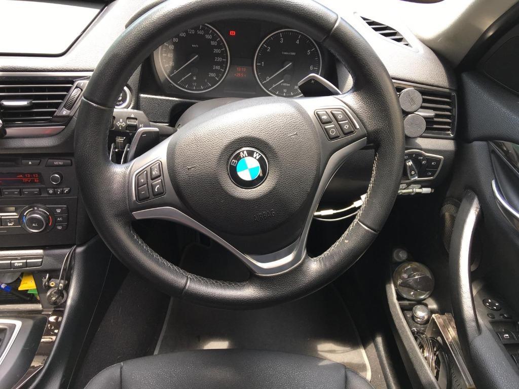 BMW X1 sDrive18i xLine (A)