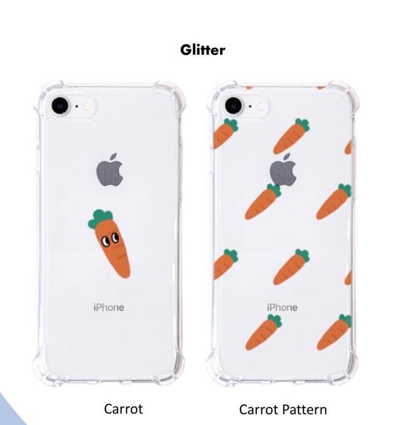 #CarousellBelanja  🌼BTS Official JUNGKOOK Carrot Phone Case