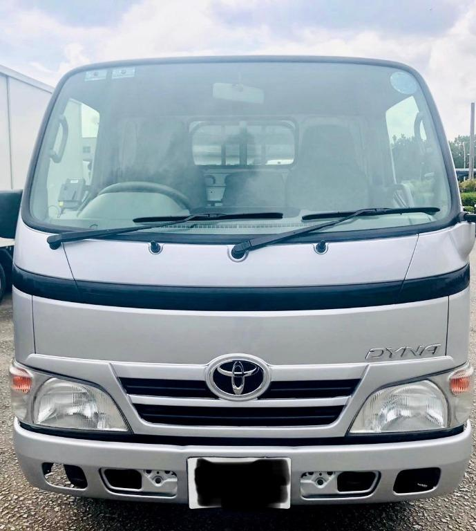 CHEAP TOYOTA DYNA 10FT CANOPY RENTAL COMMERCIAL RENTAL LORRY RENTAL