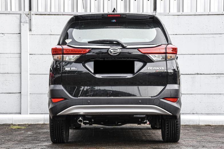 Daihatsu Terios R Deluxe MT 2018 Bergaransi Bisa Kredit