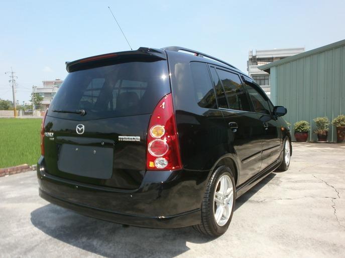 【FB搜尋桃園阿承】馬自達 超人氣PREMACY 2006年 2.0CC 黑色 二手車 中古車