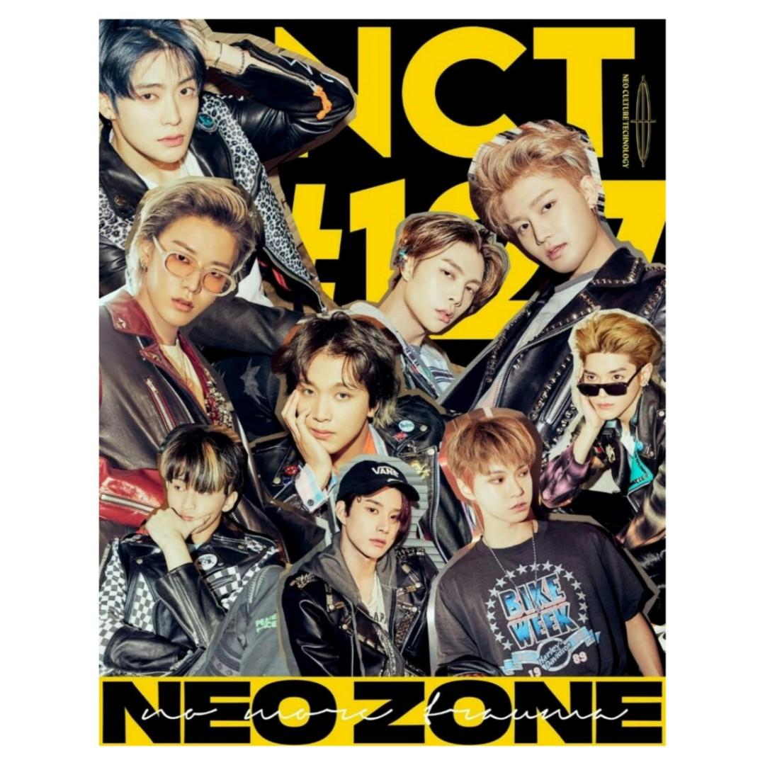 [FREE POSTAGE] NCT127 - NCT#127 NEOZONE; THE FINAL ROUND (REPACKAGED)