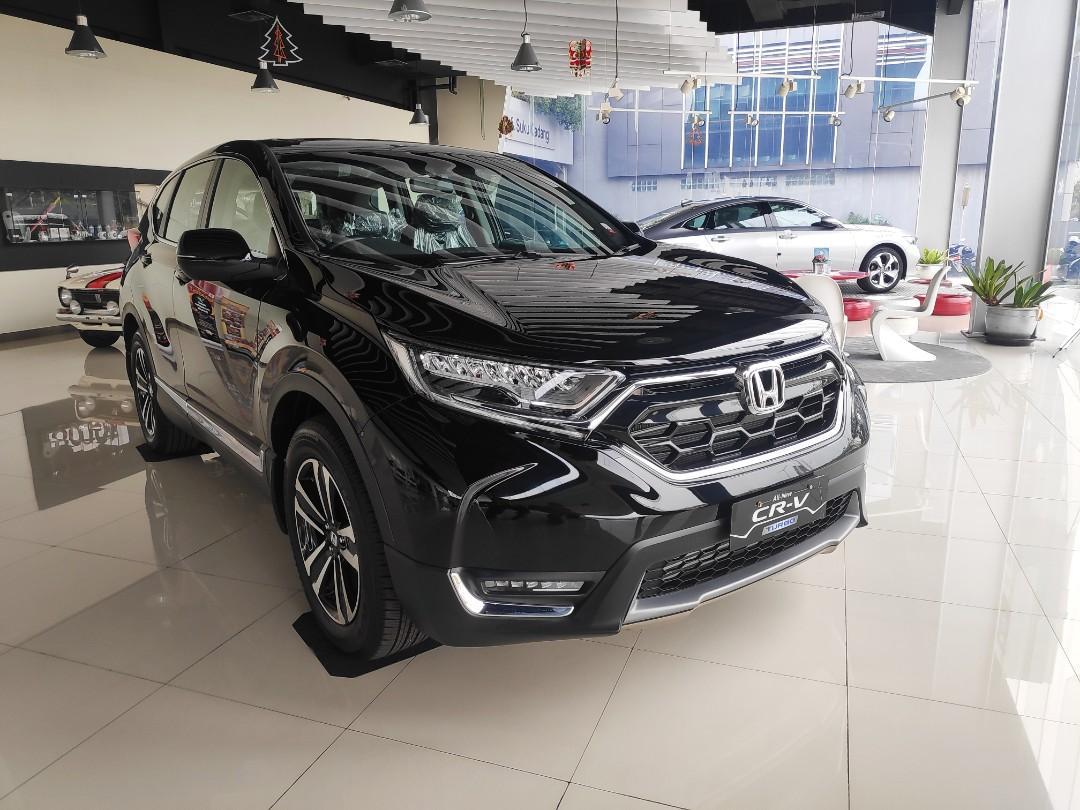 Hanya di April. Honda CRV Promo Gratis Biaya Servis 4 Tahun/50.000km