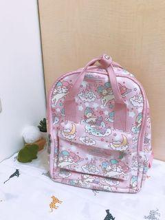 Kiki lala三麗鷗雙子星後背包🌟